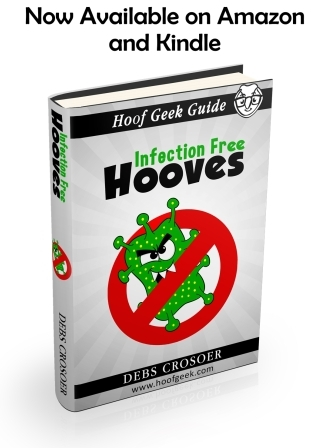Hoof Geek Guide: Infection Free Hooves on Amazon